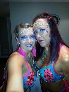 Caribana make up 2014