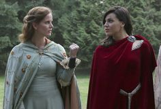 Once Upon a Time Casts Tween Regina, Zelena — Which Fought S.H.I.E.L.D.?