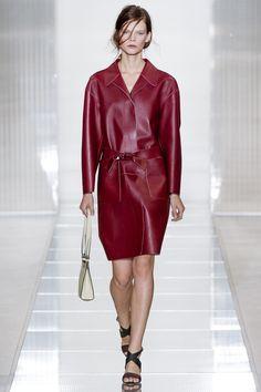 Marni Spring 2013 Ready-to-Wear Fashion Show - Irina Kravchenko