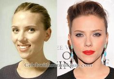 Scarlett Johansson before and after makeup. Born: November 22, 1984 Citizenship: New York, U.S. Occupation: Actress, Model, Singer  Years Active: 1994 – present