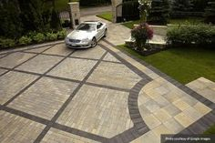 best Pavers Pattern for Outside