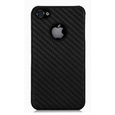Carbon Cover iPhone 4 / 4S  Cover in autentica fibra di carbonio adatta a proteggere e personalizzare il tuo iPhone 4 / 4S.  Semplice da montare, ripara il tuo iPhone 4 / 4S da urti e cadute.  È antigraffio, antiurto, leggera e disperde il calore.  Compatibile solo con iPhone 4 / 4S.