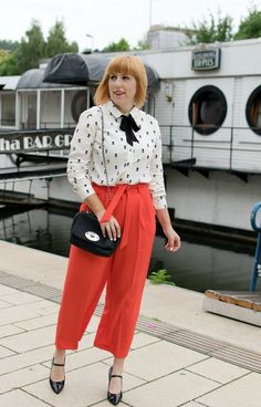 ASOS blouse with bow