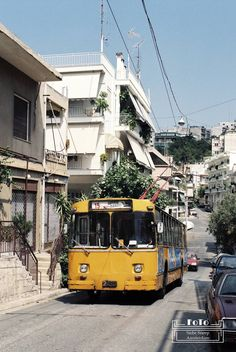 ZIU 682 #2030 ΗΛΠΑΠ 15/07/1999. Greece History, The Age Of Innocence, Athens Greece, Public Transport, Buses, Old Photos, The Past, Memories, City
