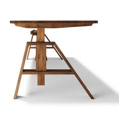 Luxury modern study desk from Wharfside