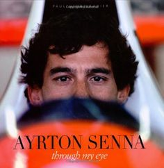 Ayrton Senna bibliography: Ayrton Senna. Through my eye. di Paul-Henri. Cahier, http://www.amazon.it/dp/0976039206/ref=cm_sw_r_pi_dp_rxDurb02B1W1R