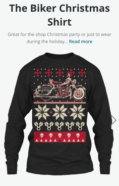 daad12f121f It s not even September yet and we ve had requests for this one to be  re-launched already! This Hot Rod ugly Christmas sweater shirt was super  popular last ...