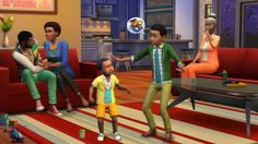 Starting a New Life in The Sims 4 on PS4