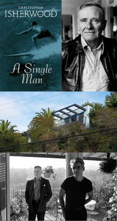 Writer Christopher Isherwood lived in Santa Monica in this beautiful home on the hill at 145 Adelaide Drive Santa Monica, CA Christopher Isherwood, City By The Sea, Single Men, Santa Monica, Beverly Hills, Beautiful Homes, Writer, California, Beach