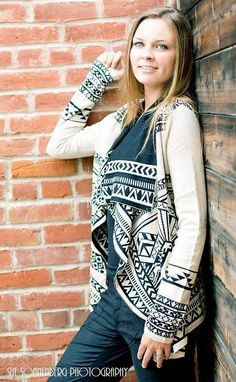 Simply Swanky Boutique - Long sleeve unique printed jacket with asymmetrical cut front, $46.00 (http://www.simplyswankyboutique.com/long-sleeve-unique-printed-jacket-with-asymmetrical-cut-front/)