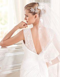 ELUNEY, Wedding Dress LA SPOSA FASHION 2015