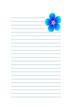 a page from the Forget Me Not notebook Doodle Pages, Forget Me Not, Self Publishing, Notebooks, Free, Notebook, Laptops