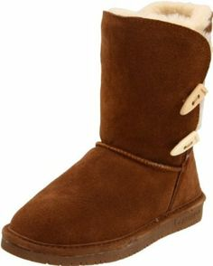 BEARPAW Women's Abigail Boot- I just got theses for school!!!!!!!!!!!!!!!!