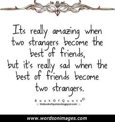 Friendship ending quotes