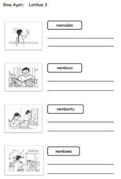 90 Bm Exercises Ideas Malay Language Education Study Materials