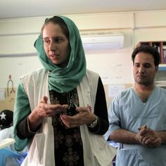 Australian doctor gives a rare insight into how Kabul's Medecins Sans Frontieres maternity clinic works to save lives against the odds.
