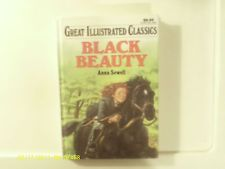 Black Beauty by Anna Sewell 1989 Great Illustrated Classics Hardcover