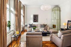 Jurnal de design interior - Amenajări interioare : Amenajare clasică într-un apartament cu 5 camere