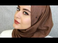 All Matte Makeup Tutorial Hijab Style Tutorial, Hijab Fashionista, Matte Makeup, Information, Muslim, Queens, Faith, Youtube, Classic