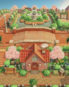 Animal Crossing Wild World, Animal Crossing Guide, Animal Crossing Pocket Camp, Ac New Leaf, Motifs Animal, Island Design, My Animal, Sea Creatures, Island Life