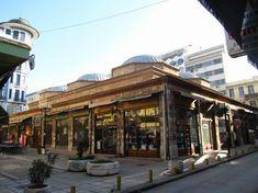 The Bezezteni Thessaloniki, Street View, History, Historia