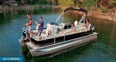 The 2020 Lowe Fishing Pontoon is perfect for serious anglers craving tons of space & huge value to match. Discover this fish pontoon boat today. Pontoon Boats For Sale, Fishing Pontoon Boats, Aluminum Jon Boats, Pontoons, Cool Boats, Sport Fishing, Kayaking, Hunting, Motors