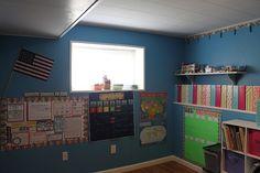 Our 2013 Homeschool Classroom