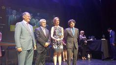 Arancha de las Heras premiada por la Fundación Alares