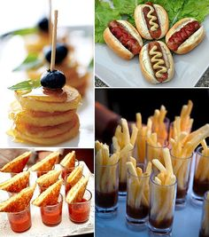 Ideas para el catering de tu boda #boda #ideas