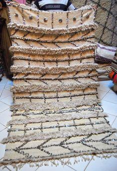 vintage Moroccan soukie Modern Wedding Blanket