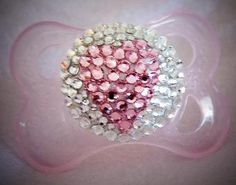 Pink and Silver Bling