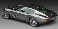 Jaguar Type-E façon moderne avec la Lyonheart K