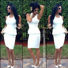 All White Outfit   Women's Fashion