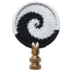 Shaka - Think of our finials as jewelry for your lamps.