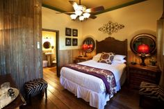 e3c60e45abff This gorgeous room is quaint with a queen size bed and a claw foot tub with  shower. River Hideout has a porch with rocking chairs.