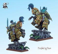 Bretonnian Green Knight - Purc