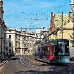 #krakau #krakow #einfachgemütlich #cafe #karzimierz #tram