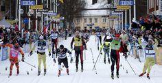 Kortvasan - Vasaloppet in English Ski Racing, Skiing, Street View, English, Ski, English English, English Language