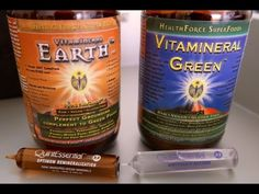 Vitamineral Green/ Earth and Quintessential