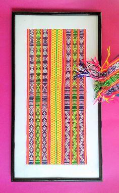 Kalash Wall Decor- Traditional Sashes Used For Art Design