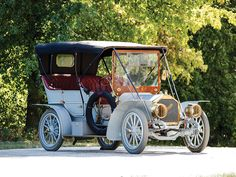 1908 Pullman Model H Light Touring - (York Motor Car Company, York, Pennsylvania 1905-1917)