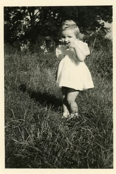 Vintage Photo Little Miss Shy Photography Paper by dawnandross, $2.75