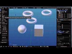 Blender for Beginners Join, delete, separate, snap Part 9 - YouTube