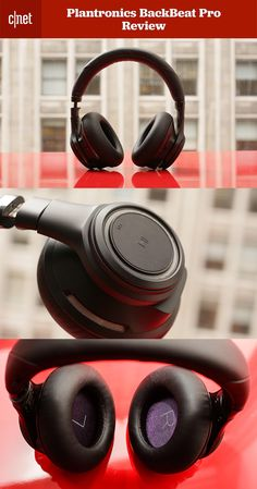 A more affordable alternative to Beats and Bose, the Plantronics BackBeat Pro headphones feature both wireless Bluetooth and noise-canceling technology. Read the entire review on CNET.