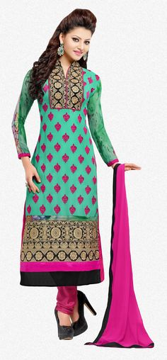 7a814b16505 8 Best Shriya Saran  atisundar Embroidered Faux Georgette Anarkalis ...