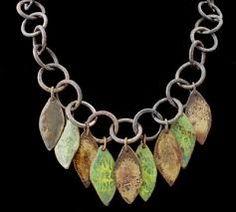 Resultado de imagen para copper folded jewelry
