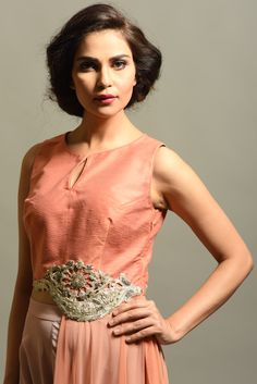 #Spring #Summer collection#Peach Color#beautiful designs..