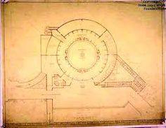 Image result for frank lloyd wright blueprints