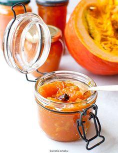 Marmolada dyniowo-pomarańczowa
