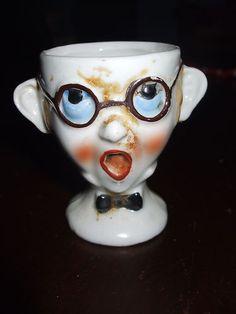 Harold Llyod Egg Cup